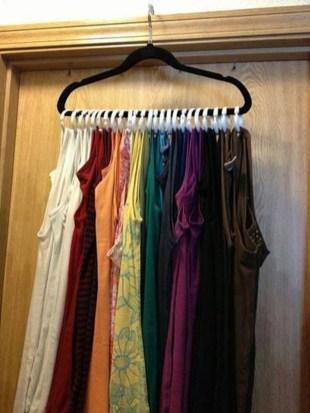 Unordinary Crafty Closet Organization Ideas To Apply Asap 06