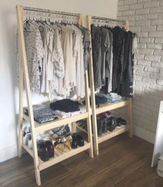 Unordinary Crafty Closet Organization Ideas To Apply Asap 36