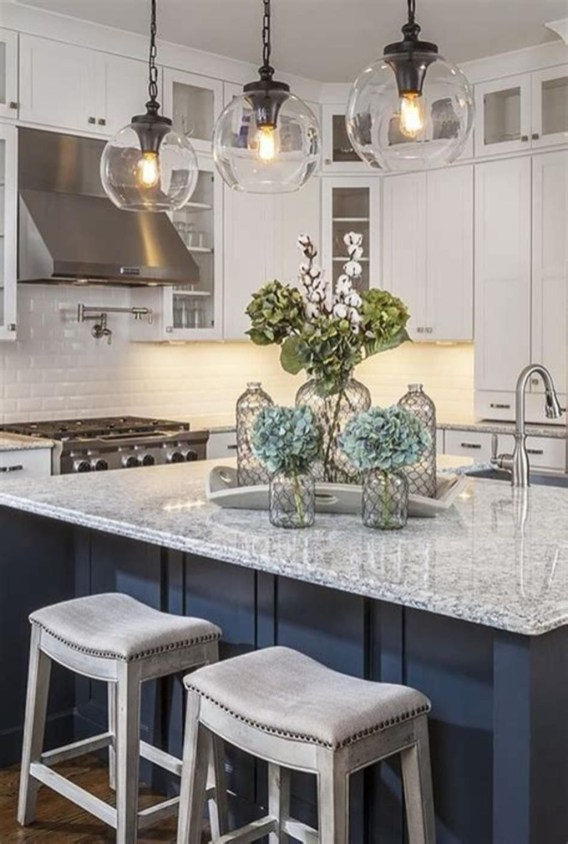Unusual White Kitchen Design Ideas To Try 55