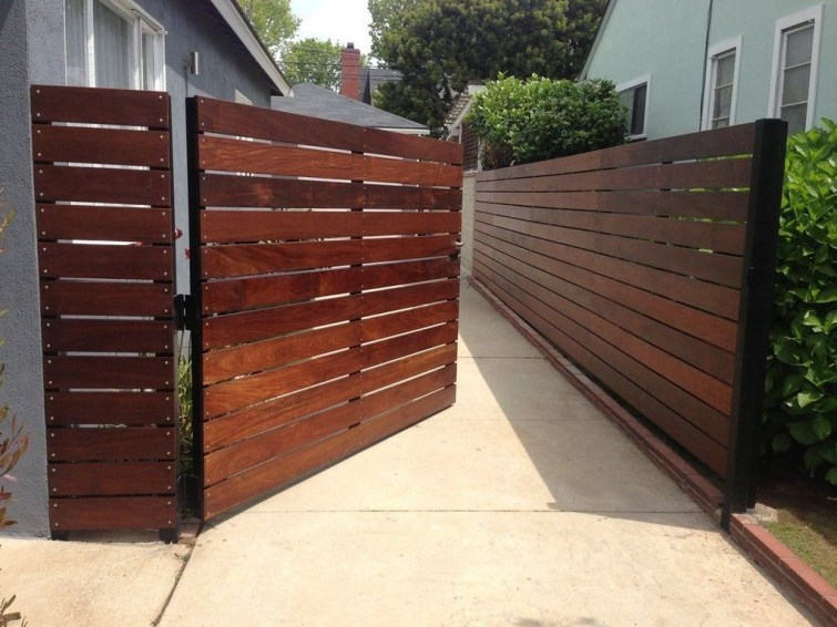 Best Diy Fences And Gates Design Ideas To Showcase Your Yard 49
