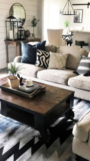 Catchy Farmhouse Decor Ideas For Living Room This Year 28