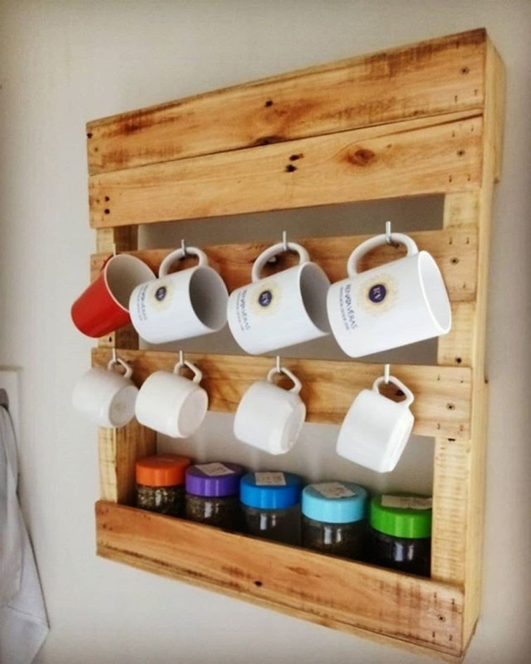 Chic Diy Projects Pallet Kitchen Design Ideas To Try 04