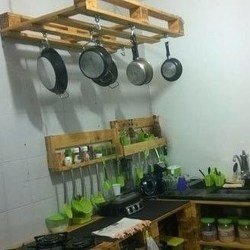 Chic Diy Projects Pallet Kitchen Design Ideas To Try 11