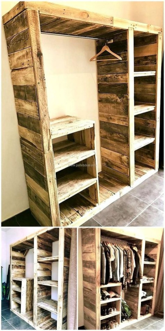 Chic Diy Projects Pallet Kitchen Design Ideas To Try 17