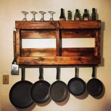Chic Diy Projects Pallet Kitchen Design Ideas To Try 31