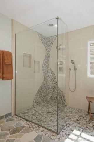 Chic Farmhouse Bathroom Desgn Ideas With Shower 06