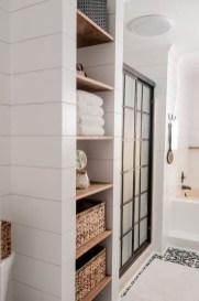 Chic Farmhouse Bathroom Desgn Ideas With Shower 11