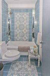 Chic Farmhouse Bathroom Desgn Ideas With Shower 40