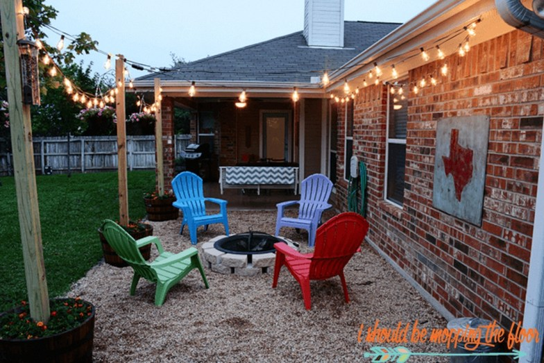 Classy Backyard Makeovers Ideas On A Budget To Try 11