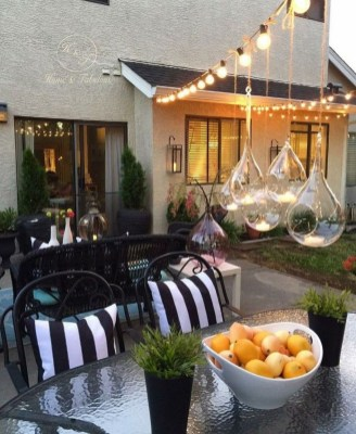 Classy Backyard Makeovers Ideas On A Budget To Try 40