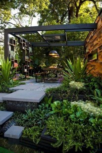 Gorgeous Backyard Landscaping Ideas For Your Dream House 05