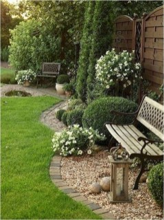 Gorgeous Backyard Landscaping Ideas For Your Dream House 31