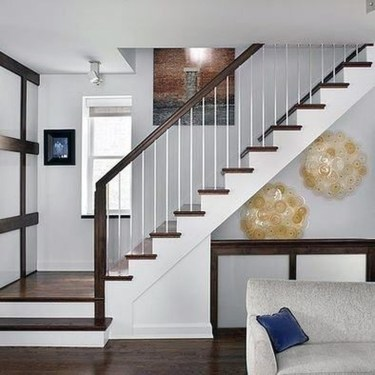 Gorgeous Wooden Staircase Design Ideas For Branching Out 06