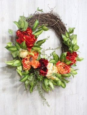 Hottest Summer Wreath Design And Remodel Ideas 07