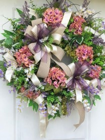 Hottest Summer Wreath Design And Remodel Ideas 14