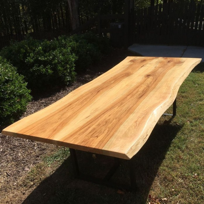 Impressive Home Furniture Ideas With Resin Wood Table 29