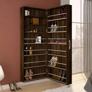 Latest Shoes Rack Design Ideas To Try 17