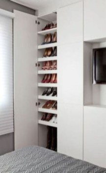 Latest Shoes Rack Design Ideas To Try 50