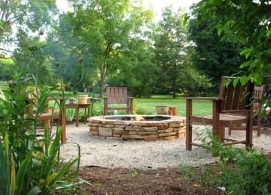 Newest Backyard Fire Pit Design Ideas That Looks Great 24