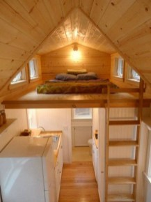 Rustic Tiny House Interior Design Ideas You Must Have 11