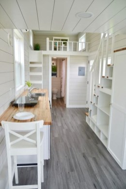 Rustic Tiny House Interior Design Ideas You Must Have 16