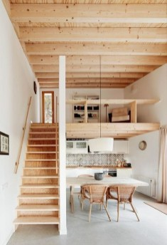 Rustic Tiny House Interior Design Ideas You Must Have 38