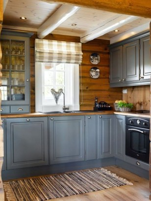 Trendy Fixer Upper Farmhouse Kitchen Design Ideas 02