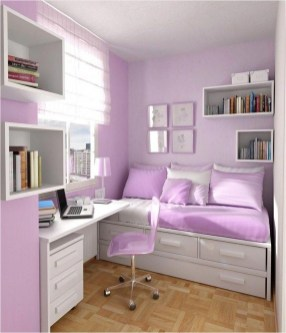 Vintage Girls Bedroom Ideas For Small Rooms To Try 56