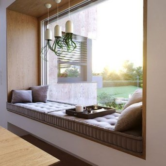 Amazing Window Seat Ideas For A Cozy Home 24
