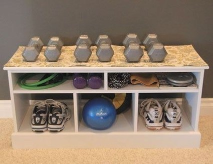 Astonishing Home Gym Room Design Ideas For Your Family 28
