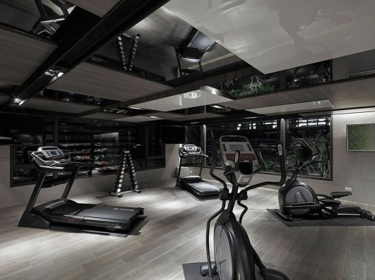 Astonishing Home Gym Room Design Ideas For Your Family 42