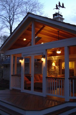 Comfy Porch Design Ideas To Try 26