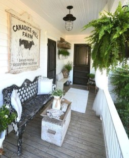 Comfy Porch Design Ideas To Try 53