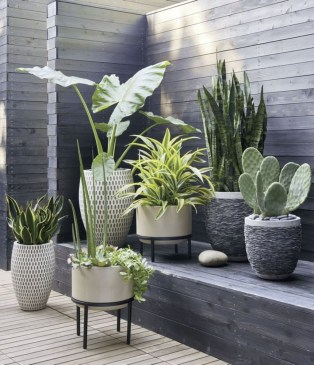 Perfect Porch Planter Design Idseas That Will Give Your Exterior A Unique Look 11