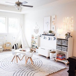 Pretty Playroom Design Ideas For Childrens 12