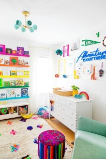 Pretty Playroom Design Ideas For Childrens 38