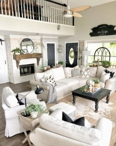 Stunning Living Room Ideas For Home Inspiration 40