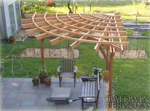 Stylish Gazebo Design Ideas For Your Backyard 16