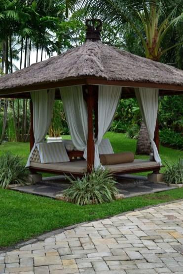 Stylish Gazebo Design Ideas For Your Backyard 35