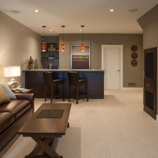 Cool Basement Living Room Design Ideas01