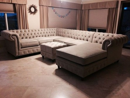 Fantastic Custom Sectional Sofa Design Ideas18