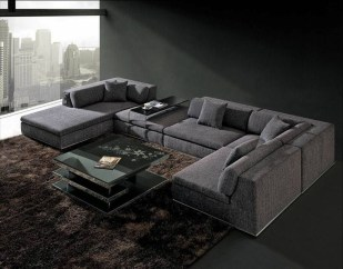 Fantastic Custom Sectional Sofa Design Ideas25