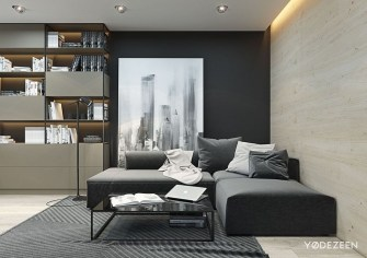 Fantastic Modern Style Apartment Designs Ideas14