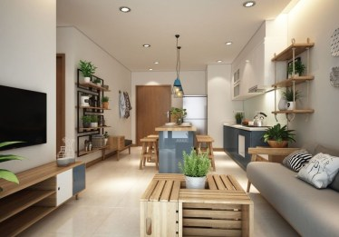 Fantastic Modern Style Apartment Designs Ideas39