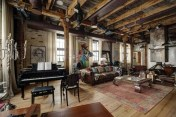 Adorable Loft Apartment Decor Ideas16