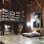 Adorable Loft Apartment Decor Ideas40
