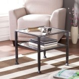 Awesome Glass Coffee Tables Ideas For Small Living Room Design04