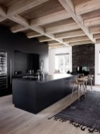 Best Ideas For Black Cabinets In Kitchen16