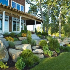 Creative Rock Garden Ideas For Your Backyard01