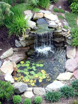 Creative Rock Garden Ideas For Your Backyard35